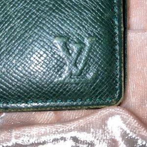 Louis Vuitton coin purse!